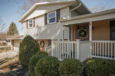 Yellow Springs Single Family Home Active/Pending: 135 Edgefield Drive