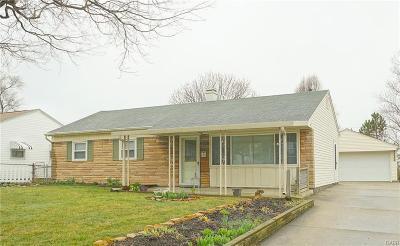 Fairborn Single Family Home Active/Pending: 146 Doris Drive