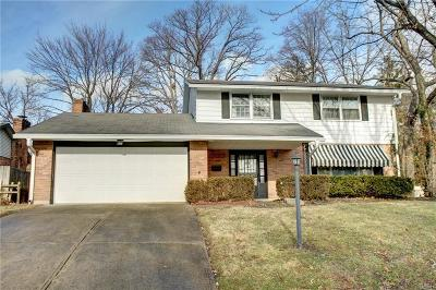 Fairborn Single Family Home Active/Pending: 325 Zimmer Drive