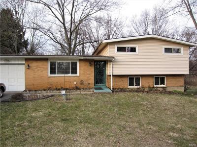 Beavercreek Single Family Home For Sale: 4066 Ranch Drive