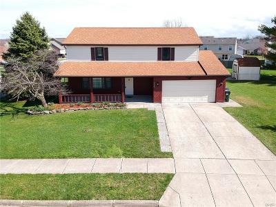Xenia Single Family Home Active/Pending: 2565 Childers Drive