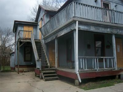 Miamisburg Single Family Home For Sale: 819 Sycamore Street