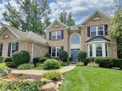 Miamisburg Single Family Home Active/Pending: 4195 Eagle Down Court