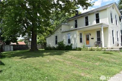 Brookville Single Family Home For Sale: 431 Main Street