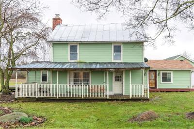 Troy Single Family Home Active/Pending: 6750 Tipp Elizabeth Road