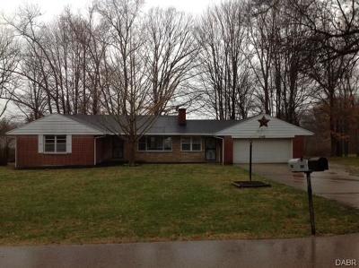 Beavercreek Single Family Home For Sale: 1445 Lemcke Road
