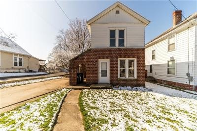 Xenia Single Family Home For Sale: 169 Hill Street