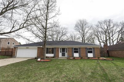 Clayton Single Family Home Active/Pending: 6180 Rangeview Dr