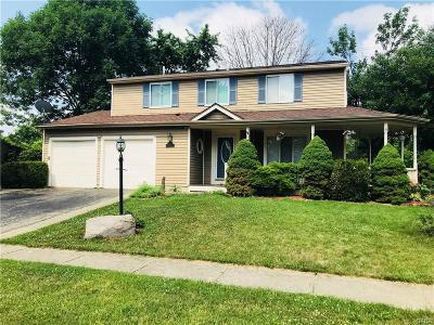 Miamisburg Single Family Home For Sale: 53 Fitzooth Drive