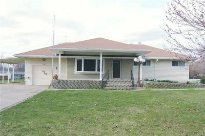 Tipp City Single Family Home Active/Pending: 425 Kessler Cowlesville Road