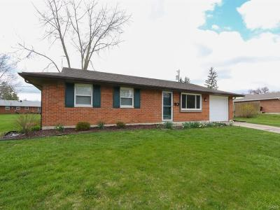 Englewood Single Family Home Active/Pending: 210 Silverstone Drive