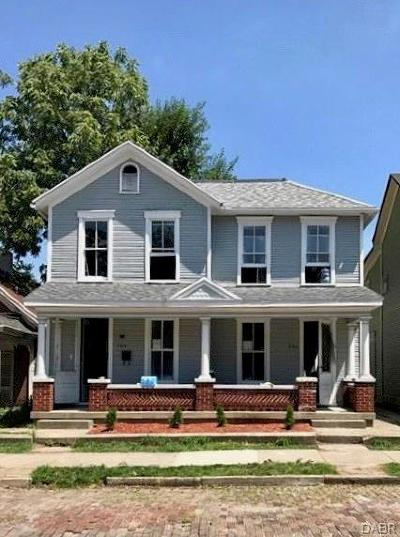Dayton Multi Family Home For Sale: 304 Morton Avenue