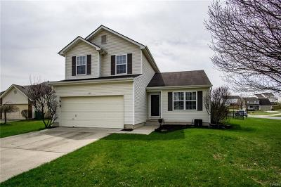 Fairborn Single Family Home Active/Pending: 390 Bishea Court