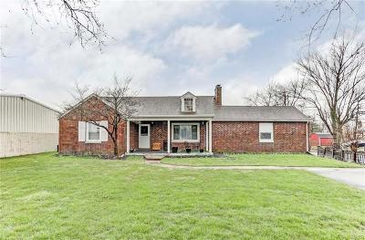 Fairborn Single Family Home For Sale: 1444 Broad Street