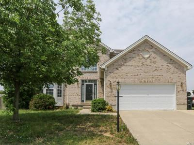 Huber Heights Single Family Home For Sale: 6163 White Oak Way