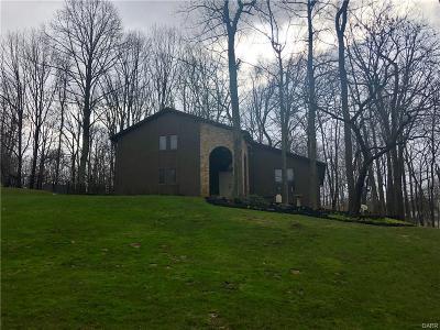 Springfield Single Family Home For Sale: 500 Aberfelda Drive