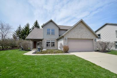 Vandalia Single Family Home Active/Pending: 775 Cassel Creek Drive