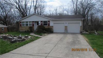 Bellbrook Single Family Home Active/Pending: 3953 Sloping Drive