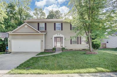 Clayton Single Family Home For Sale: 6416 Sterling Woods Drive