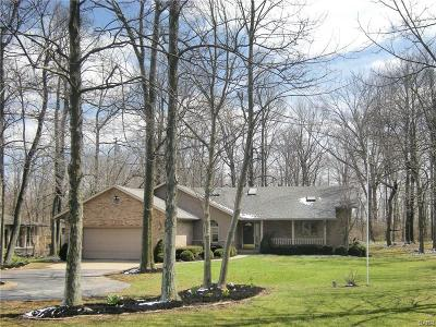 Brookville Single Family Home Active/Pending: 6330 Wellbaum Road