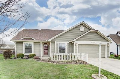 Miamisburg Single Family Home Active/Pending: 2349 Promenade Way