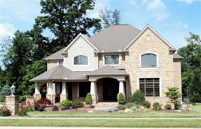 Dayton Single Family Home Active/Pending: 991 Wild Hickory Lane