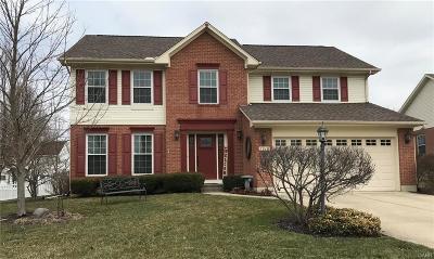 Beavercreek Single Family Home Active/Pending: 2919 Niagara Drive