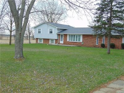 Brookville Single Family Home For Sale: 11310 Little Richmond Road