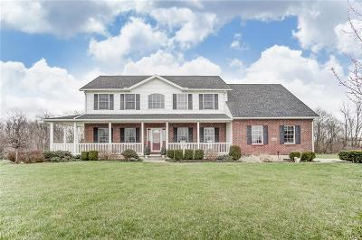 Springfield Single Family Home For Sale: 3190 Windy Ridge Drive