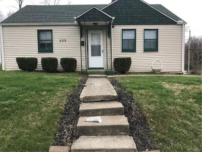 Xenia Single Family Home For Sale: 509 Third