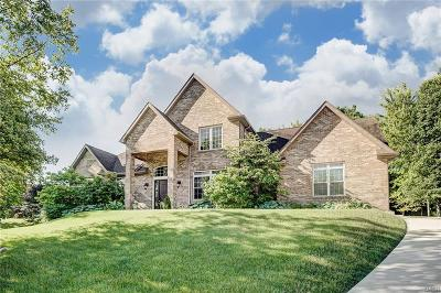 Springfield Single Family Home For Sale: 1391 Kingsgate Road