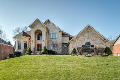 Beavercreek Single Family Home Active/Pending: 3865 Oakview Drive