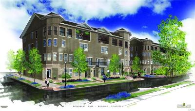 Dayton Condo/Townhouse For Sale: 130 Monument Avenue