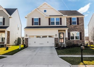 Tipp City Single Family Home Active/Pending: 7155 River Birch Street
