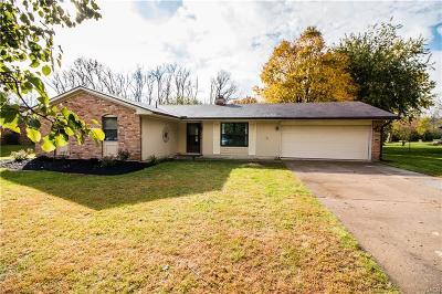 Enon Single Family Home For Sale: 125 Sunnybrook Trail