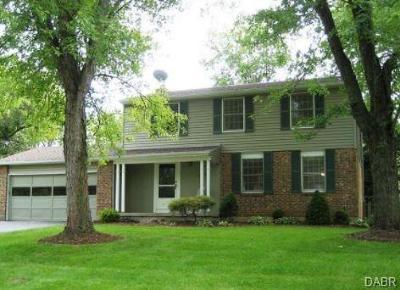 Beavercreek Single Family Home Active/Pending: 2543 Coldsprings Drive