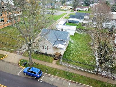 Cedarville Single Family Home Active/Pending: 180 Main Street