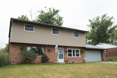 Vandalia Single Family Home For Sale: 1042 Wollenhaupt Drive