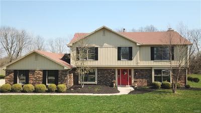Dayton Single Family Home Active/Pending: 10316 Stationview Court