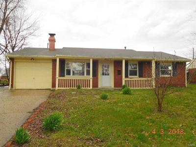 Xenia Single Family Home For Sale: 1972 Vermont Drive