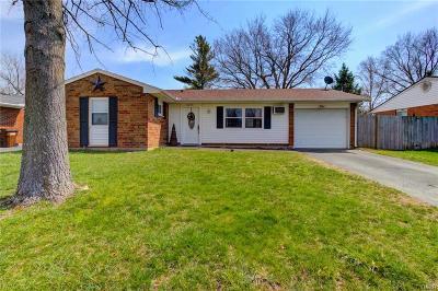 Xenia Single Family Home For Sale: 2255 Alabama Drive