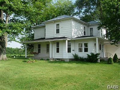Clayton Single Family Home For Sale: 4675 Phillipsburg Union Road