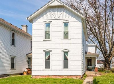 Xenia Single Family Home For Sale: 152 3rd Street