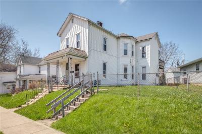 Xenia Multi Family Home For Sale: 188 - 190 Cincinnati Avenue #190