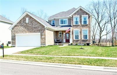 Fairborn Single Family Home Active/Pending: 1119 Bluffview Drive