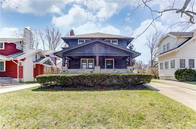 Oakwood Single Family Home For Sale: 24 Forrer Boulevard