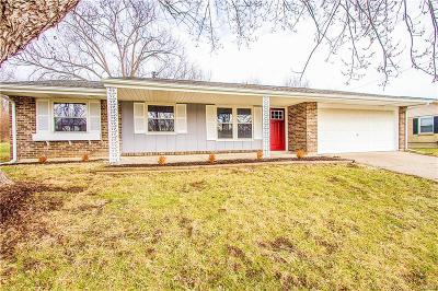 Xenia Single Family Home For Sale: 386 Mount Vernon Drive