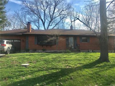 Beavercreek Single Family Home Active/Pending: 3375 Lawson Drive