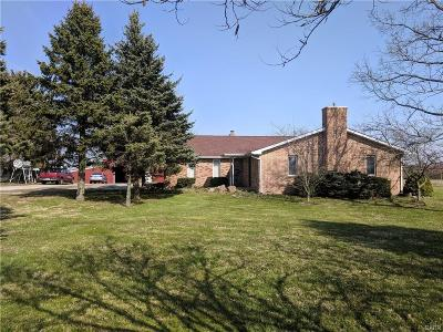 New Carlisle Single Family Home Active/Pending: 740 Bischoff Road