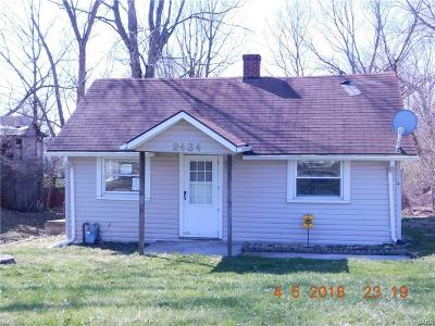 Dayton Single Family Home For Sale: 2434 Ottello Avenue